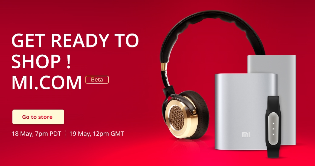 No Phones Yet, But Xiaomi Accessories are Coming to Europe and US