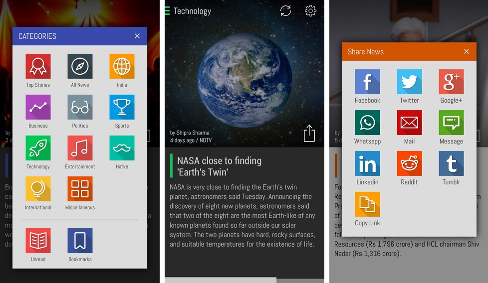 Indian News App Raises £2.6m in Series A Funding