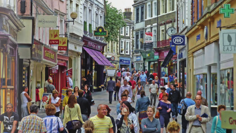 SmartStreetSensor Project to Conduct Largest-ever Study Into UK High Street Footfall