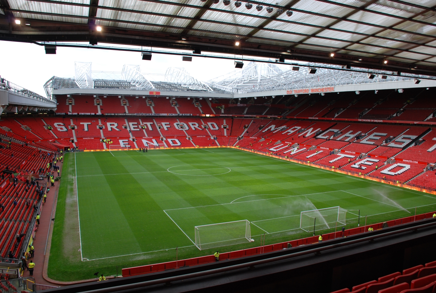 Old Trafford Bans iPads and Other 'Large Electronic Devices'