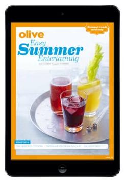 Olive Magazine Goes Mobile