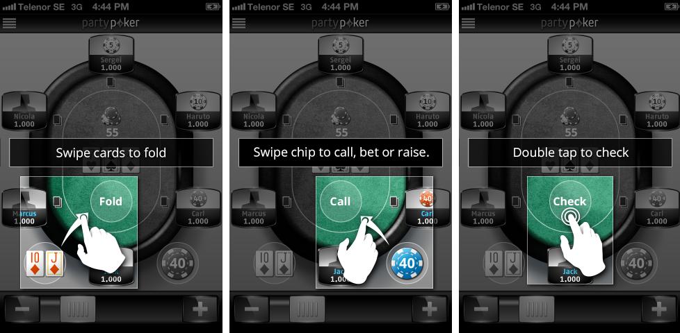 PartyPoker Brings Fastforward Poker App to UK