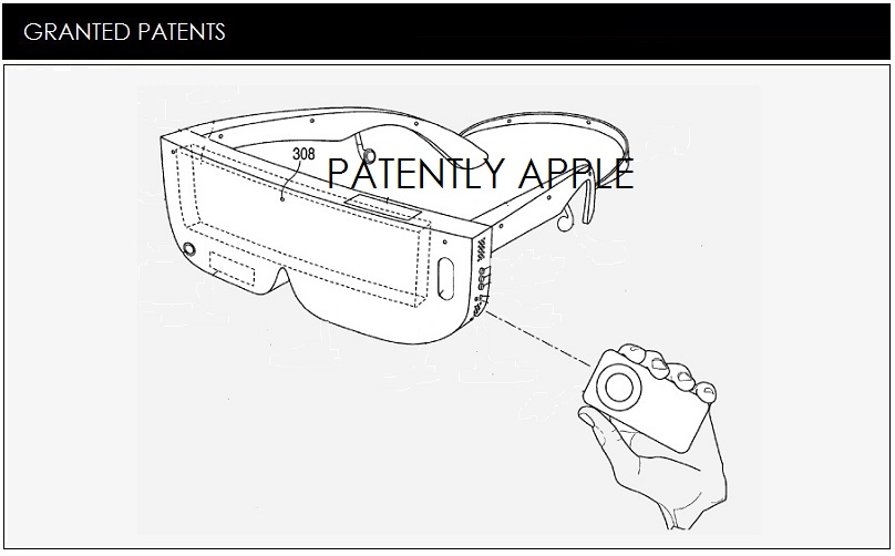 Apple Patents Google Cardboard-style VR Headset for iPhone