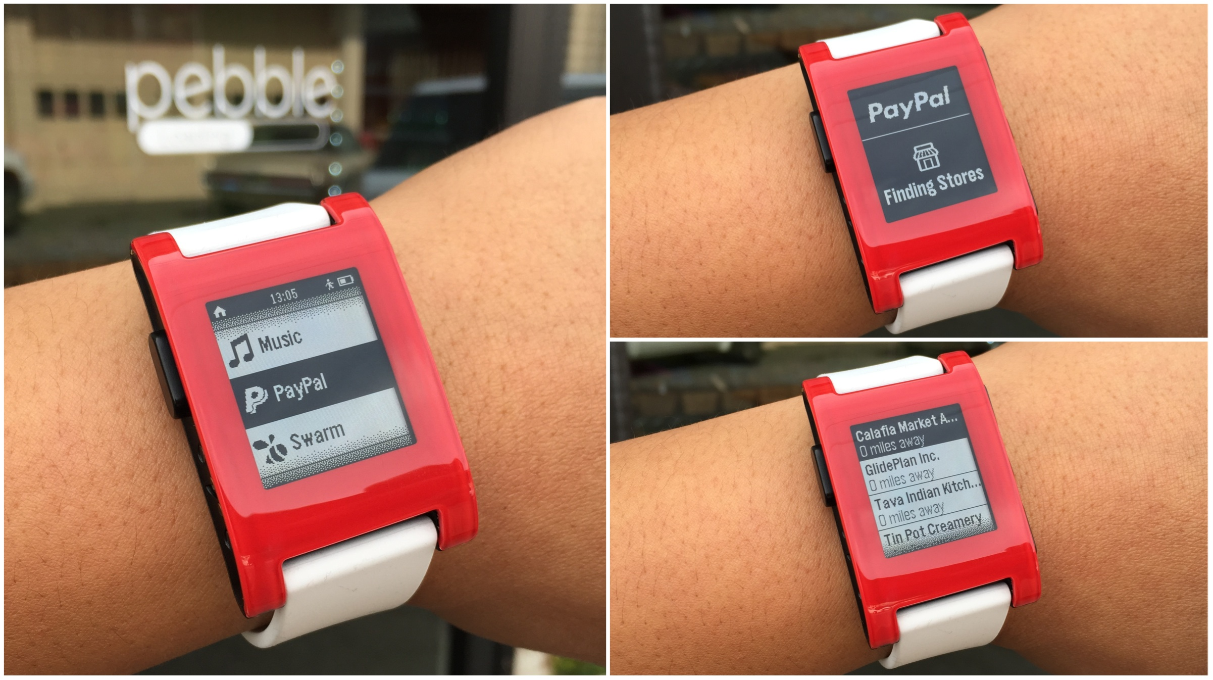 Pebble and PayPal Join Forces for Wearable Payments
