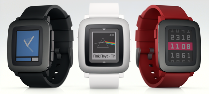 Fitbit Closing In On Acquisition of Pebble