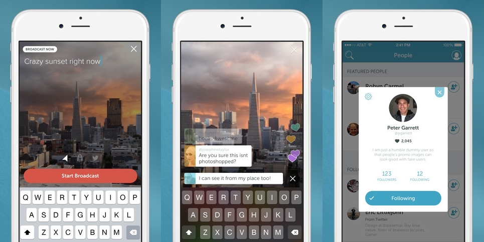 Periscope Celebrates First Anniversary and 200m Live Streams