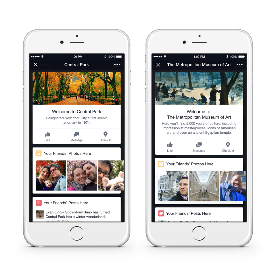 Facebook Tests Beacon Integration with 'Place Tips'