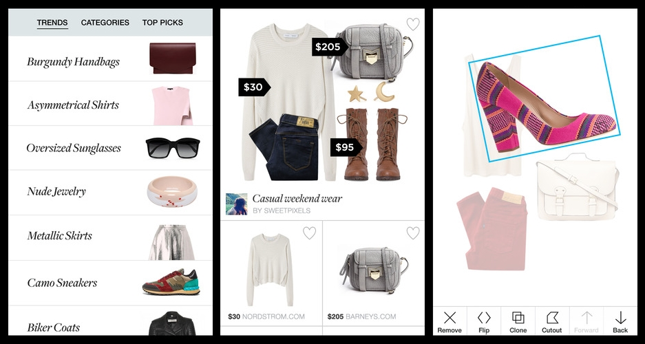Yahoo Shopping Spree Continues with Polyvore