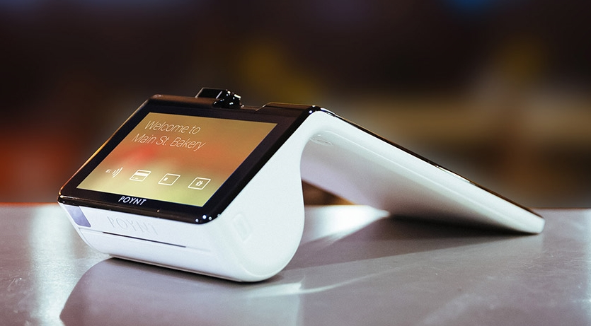 Internet-connected Poynt Terminal Supports Barcodes, NFC and Bluetooth