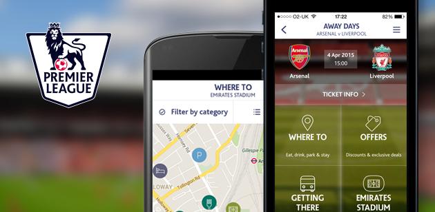 Premier League Releases 'Away Day' App for Fans