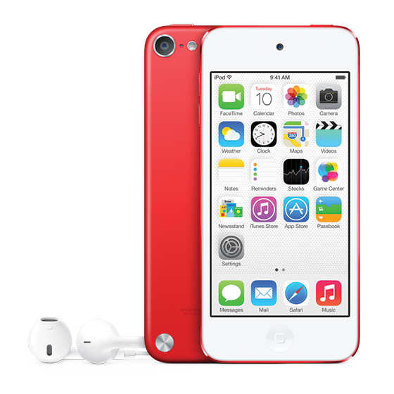 Apple Partners with Red to Donate Revenues from Black Friday