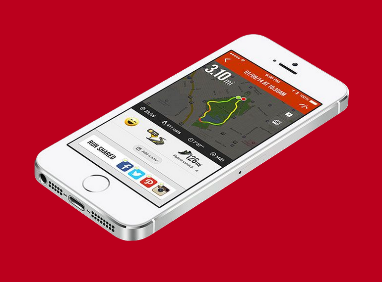 Red and Bank of America Team with Nike Running App for Charity Campaign
