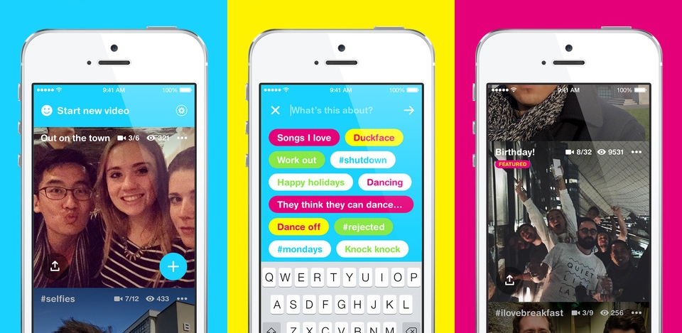 Facebook Chases Snapchat's Audience with Riff