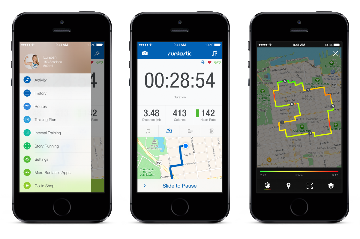 Adidas Acquires Fitness App Runtastic