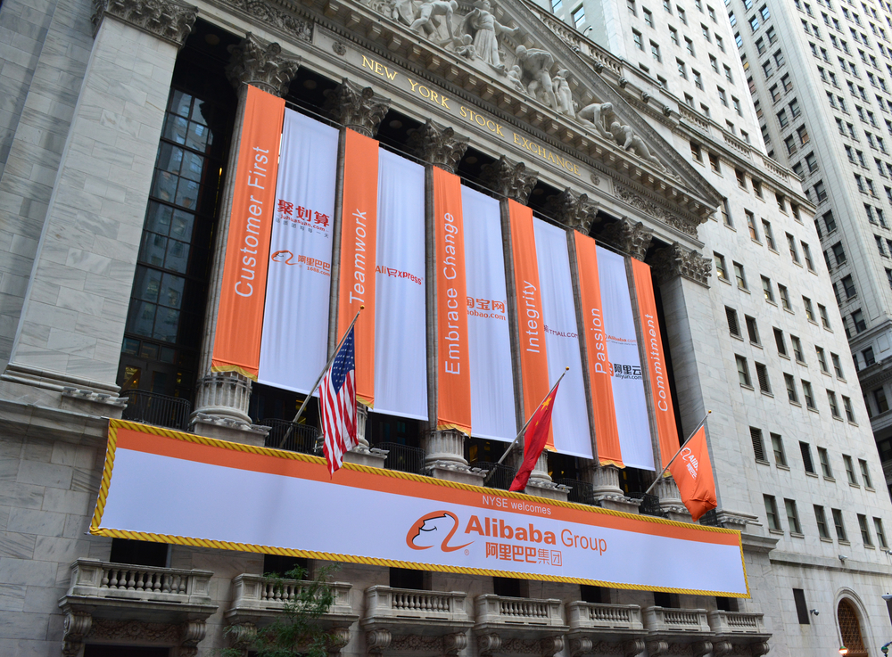 Alibaba's $25bn IPO is Biggest Ever