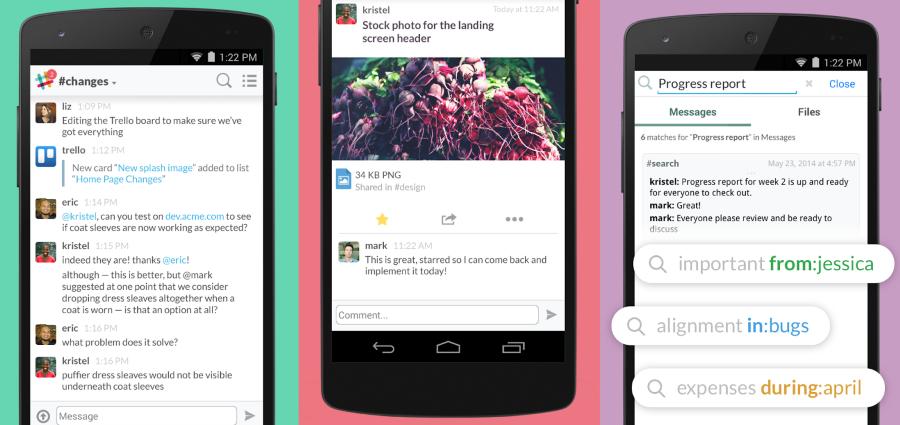 Enterprise Messaging App Slack Secures $120m Funding