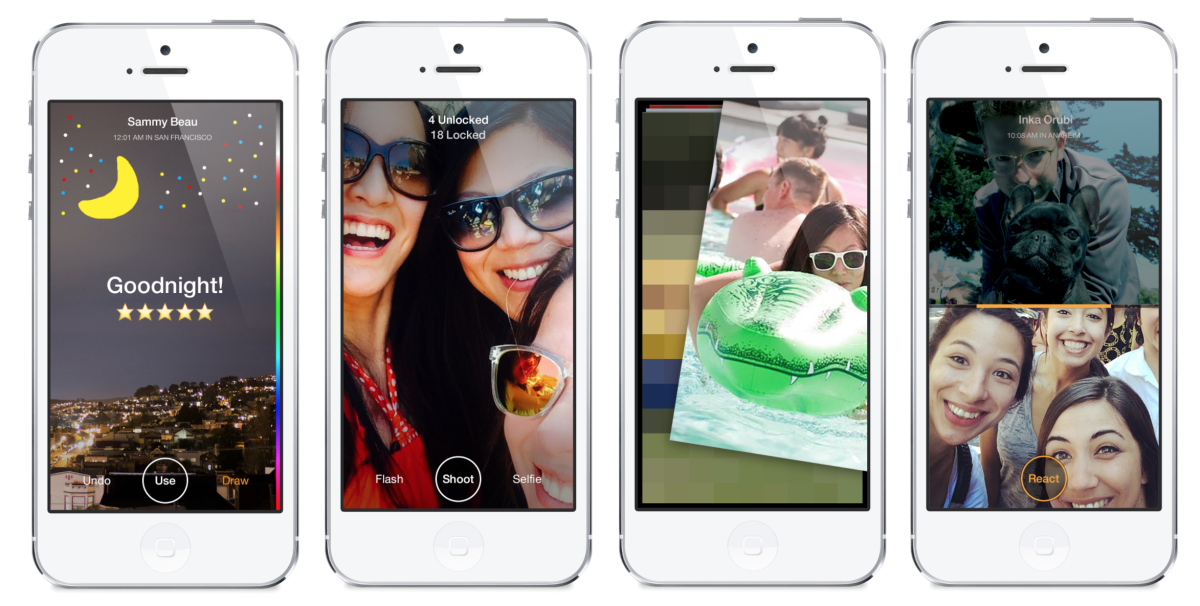 Facebook Finally Launches Snapchat Rival Slingshot
