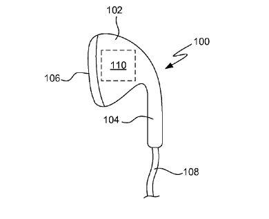 Apple Patents Smart Headphones