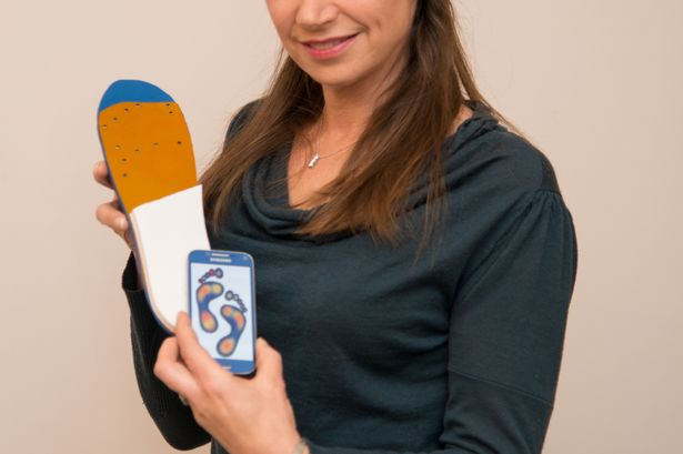 Smart Insole Aims to Help Both Athletes and Patients