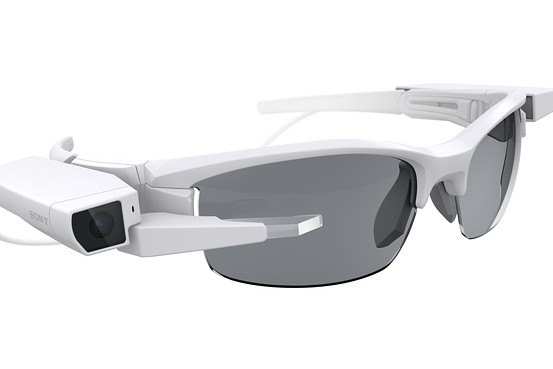 Sony Unveils Wearable that Transforms Glasses with Digital Display