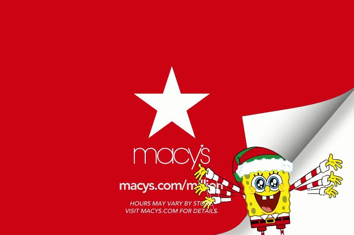 Macy's Deploys QR Codes for Black Friday Bonanza