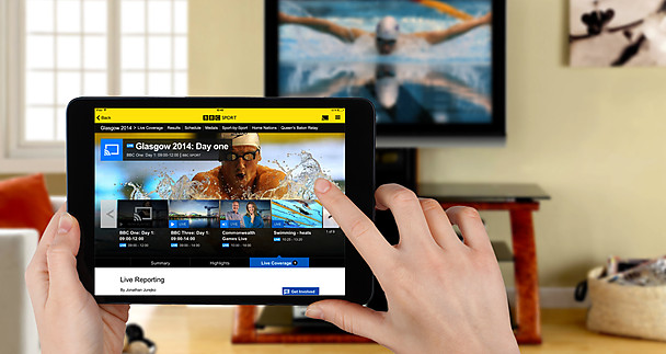 BBC Sports App Adds Chromecast Functionality