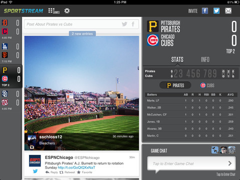 Facebook Buys SportsStream Content Aggregator