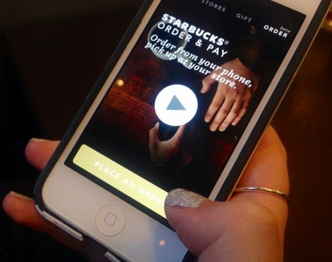 Starbucks to Expand Mobile Order & Pay Pilot