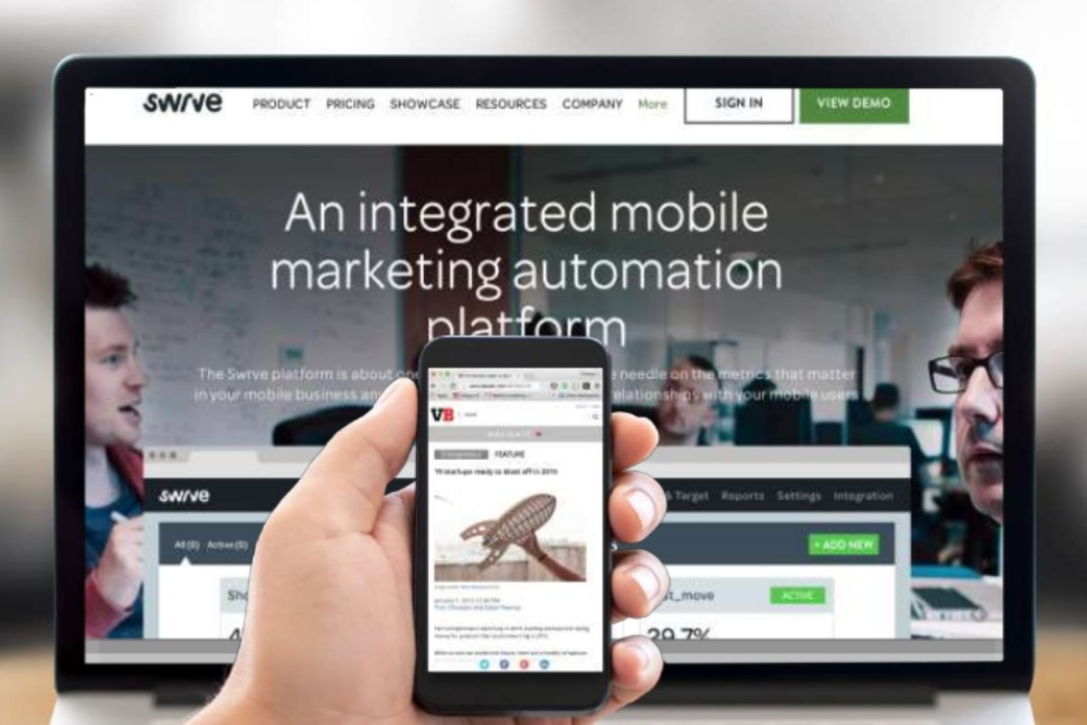 Swrve Releases Predictive Marketing Solution