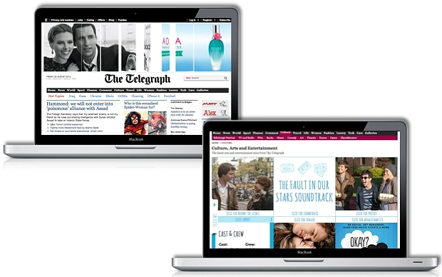 Telegraph Hands Digital Marketing Brief to Fetch