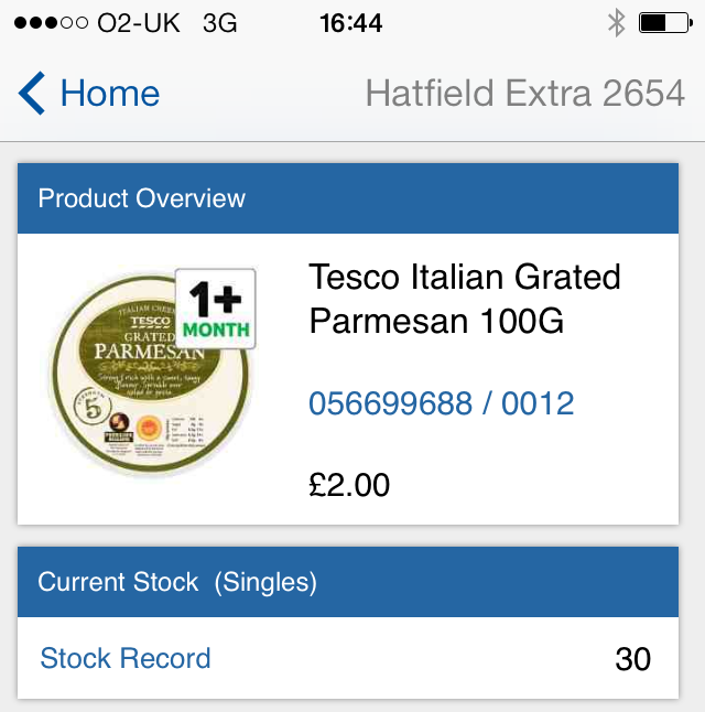 Tesco Creates Enterprise App for Staff