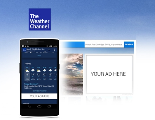 The Weather Channel Introduces Self Service Ad Portal
