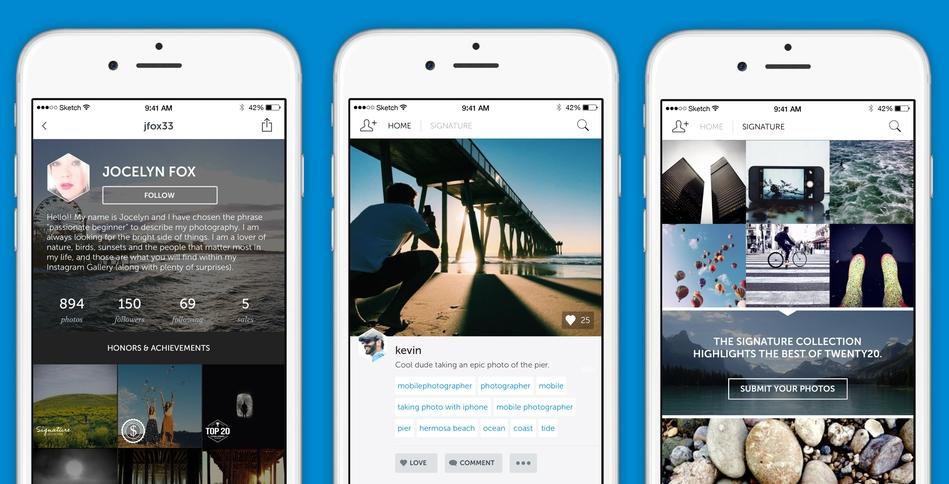 Twenty20 Image Service Celebrates Funding Round by Leaving Beta