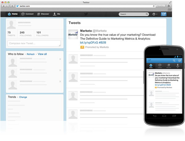 Twitter Creates Audience Tools for App Adverts
