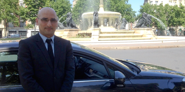 Uber Ride-Sharing Service Banned in France
