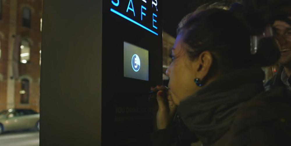 Innovation Lab: Uber Breathalysers, Focused Alarm Clocks and Smart Hair