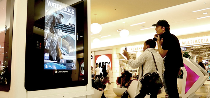 Watch_Dogs Campaign Let Users 'Hack the Ad' via QR Codes