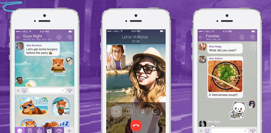 Viber Adds Video Calls with Latest App Update