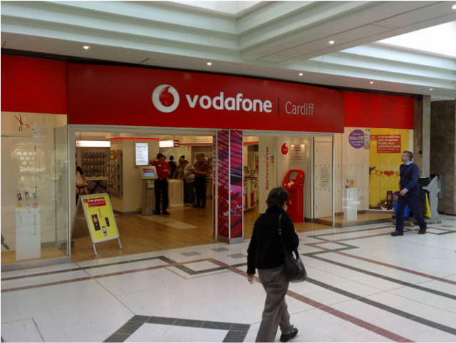 Ofcom Hits Vodafone with £4.6m Fine