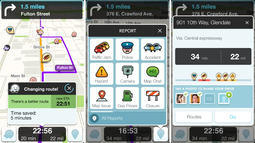 Google Begins Carpooling Pilot with Waze App