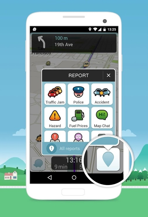 Google's Waze Feature Is 'Police Stalker'