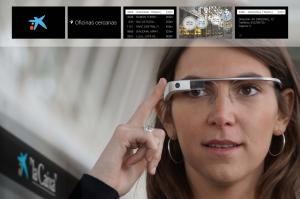 CaixaBank Creates Smartwatch and Google Glass Banking Apps