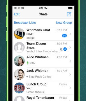Facebook Seek Antitrust Review Over WhatsApp Acquisition