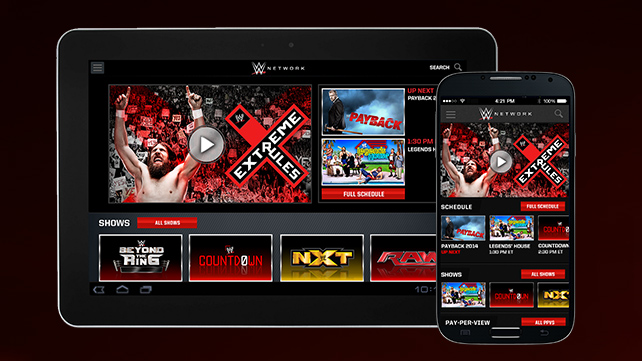 WWE Begins Advertising on Mobile Streaming Service