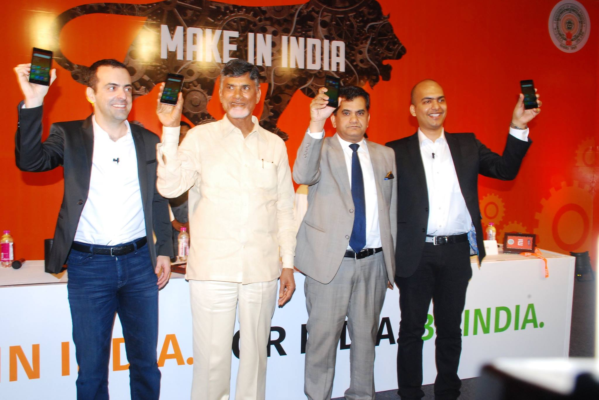 Xiaomi Deal with Foxconn Will See Devices Built in India