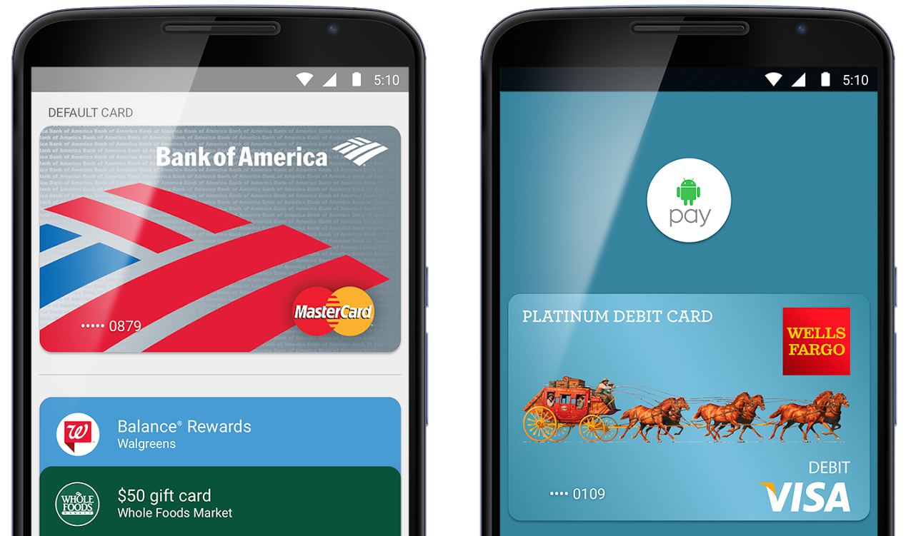 Android Pay Going Down Under in 2016