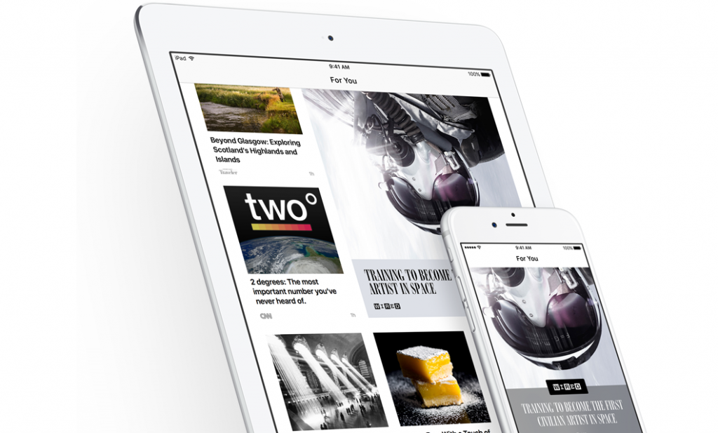 Apple Hands Over Apple News Ad Sales to NBCUniversal