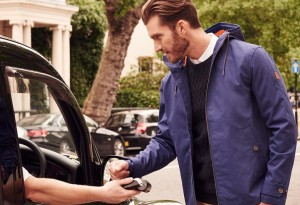 Lyle & Scott Launches 'Contactless Jacket' for Barclaycard Payments