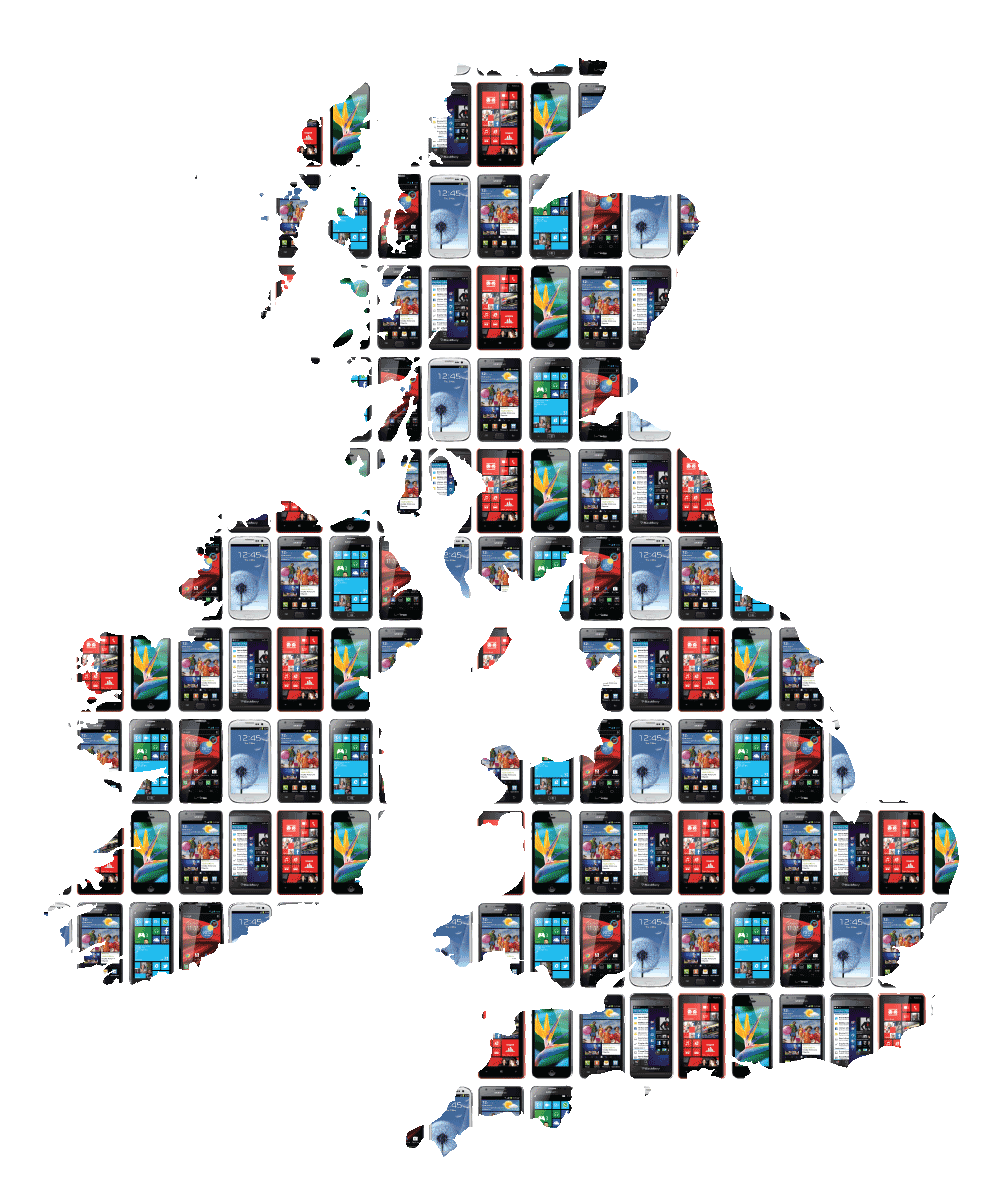 Brits Check Their Smartphones 1.1bn Times a Day