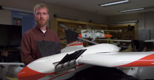 Innovation Lab: All-terrain Drones, Bee Sensors and RoboSwans